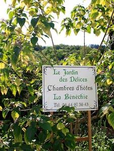 Le Jardin des Délices - Bed & Breakfast