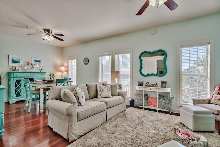 One Bedroom, 620 Sq Ft, Seacrest Beach