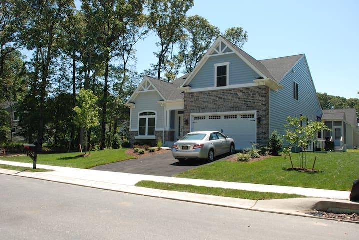 New 5BR Home, close to beach (Grand Slam House II)
