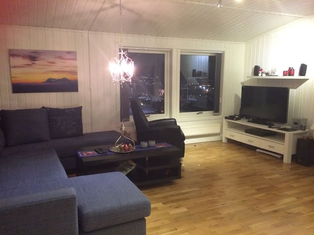 Appartement with panorama view  - Svalbard