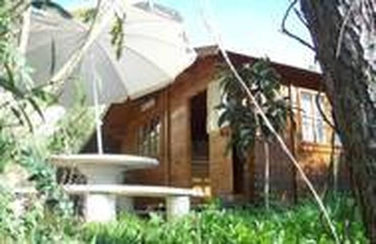 Cabaña Sol, con baño y  calefacción - Maçanet de la Selva - Chalet