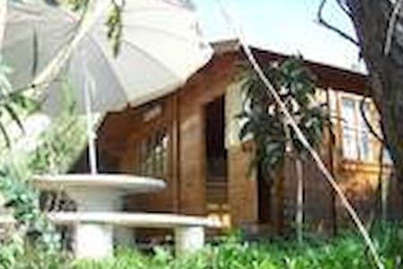 Cabaña Sol, con baño y  calefacción - Maçanet de la Selva