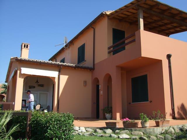 Villa indipendente con vista mare - Zambrone - Rumah