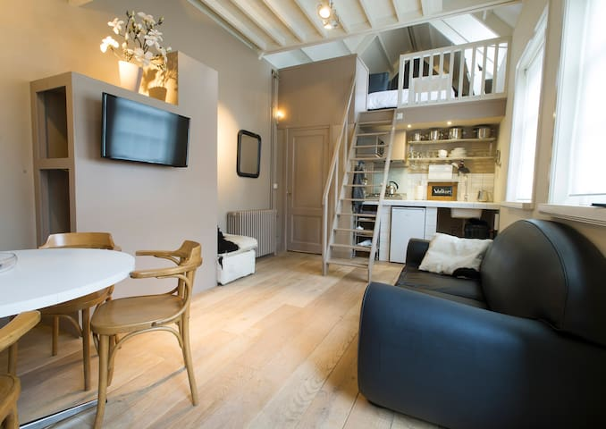 Apartment 12km from Amsterdam