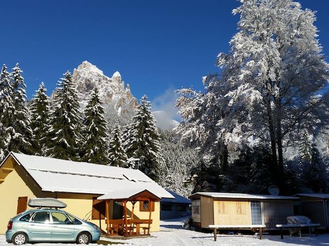 Bungalow  Parco Naturale - Dolomiti