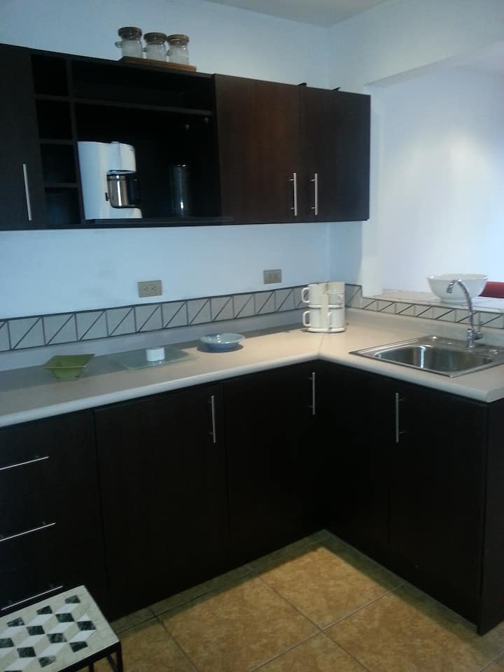 Great new apartement, 24h security