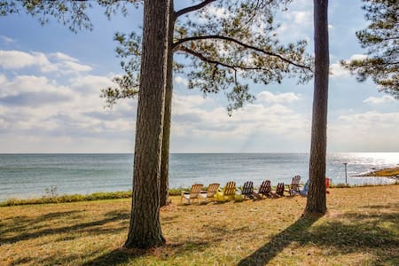 Chesapeake Bay Beachfront Estate - Reedville - House