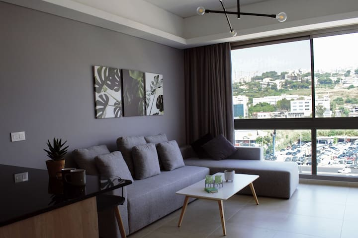 1BD Waterfront City Dbayeh - 6th Floor