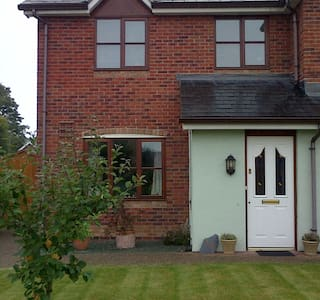 Retreat in my calm home in a welsh border village - Llandrinio Llanymynech - Casa
