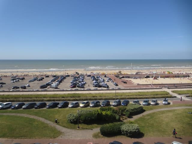 "Studio in ""Dolce Vita"" sea views - LE TOUQUET PARIS PLAGE - อพาร์ทเมนท์"