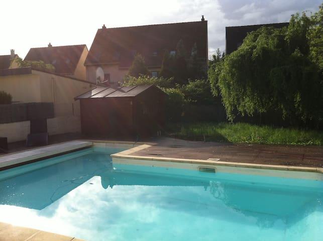 Maison moderne à 15km de Paris - Chilly-Mazarin - Dom