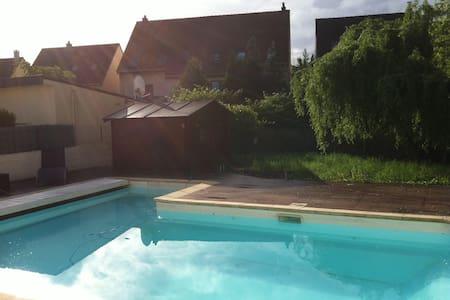 Maison moderne à 15km de Paris - Chilly-Mazarin - Hus