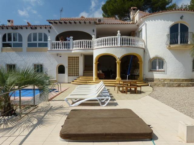 """Casa Aquila"" Luxury Villa (4guest) -  La Plana  - Villa"