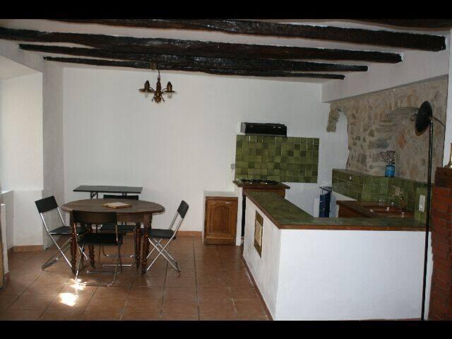 Village house in the Minervois - Caunette