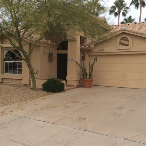 Lake front Phoenix home. - Goodyear - Ev