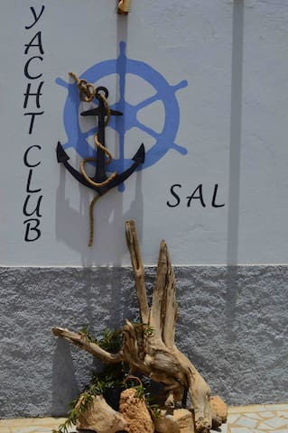 #2 Yacht Club Sal-Breakfast Available Not Included
