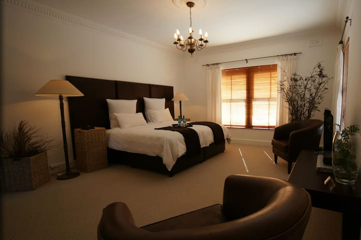 Luxury King room - Villa Exner - Grabouw - Pension
