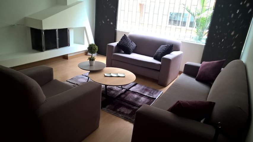 Un espacio moderno en la mejor ubicación en Bogotá