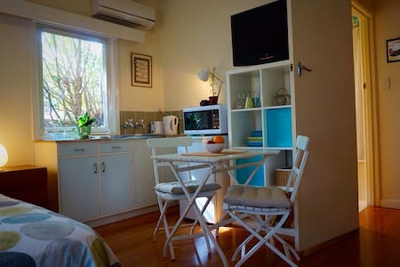 Sunny studio apartment - Melbourne. - Bulleen