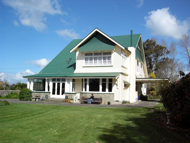 Moata Bed and Breakfast - R.D.8 MASTERTON - Bed & Breakfast