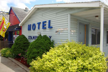 Great Motel room in Catskills!!! - Stamford