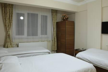 Quadruple - Safranbolu Yavuzlar Otel