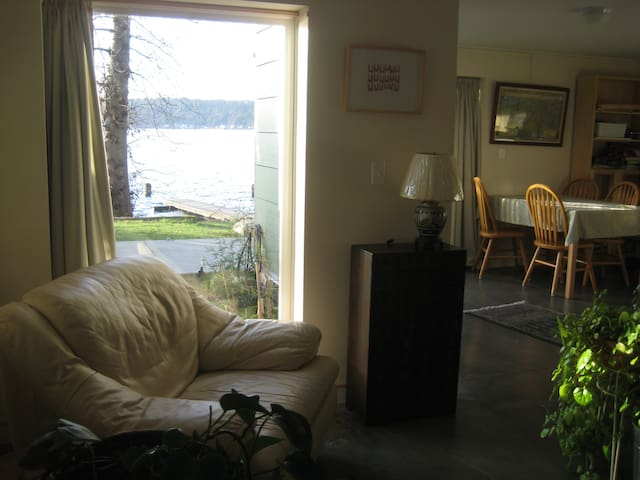 Lake Sammamish Waterfront Getaway - Sammamish - Appartement