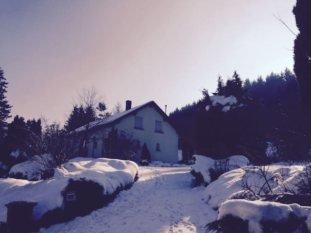 Belle maison de vacances en Alsace - Colroy-la-Roche - Hus
