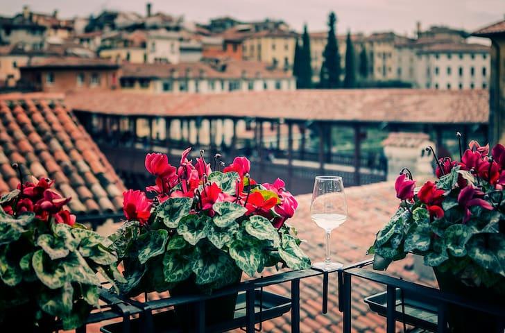 Appartamenti Ponte-Vecchio (J. P.) - Bassano del Grappa - Apartament
