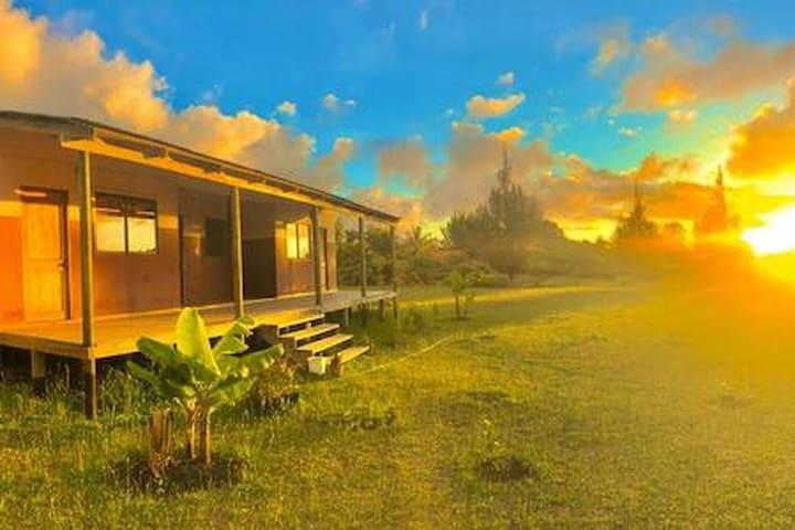 Habitación  2 cabaña Kumara