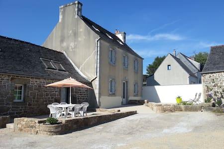 Gîte de la Vallée du Queffleuth - Le Cloître-Saint-Thégonnec