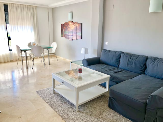 Relax quiet shared appartment Private double room