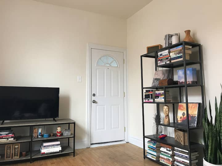 Cozy two bedroom in Humboldt Park