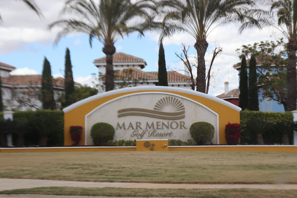 Welcome to Mar Menor Golf Resort