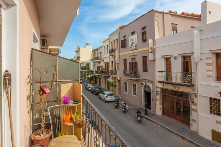 Central apartment in Chania