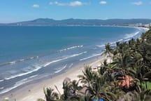 Amazing beach front condo