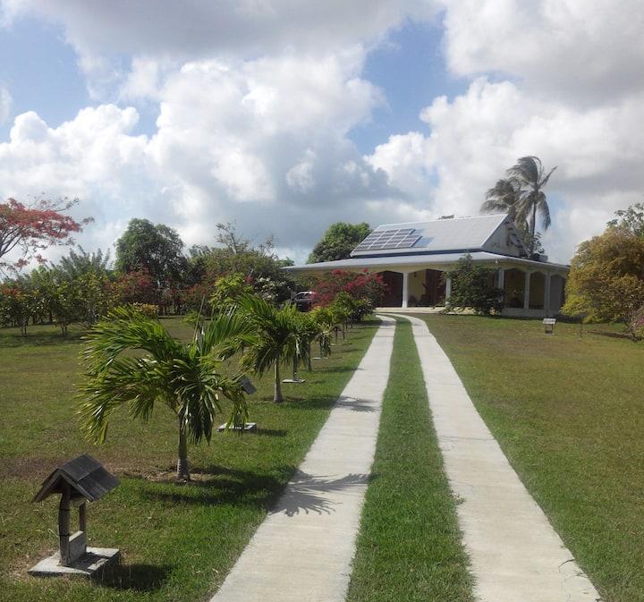 La villa OBOAMA