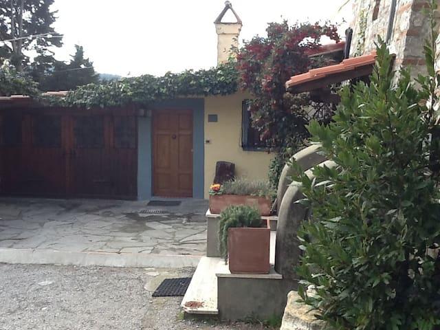 Casa della Lanterna, San Martino Alla Palma