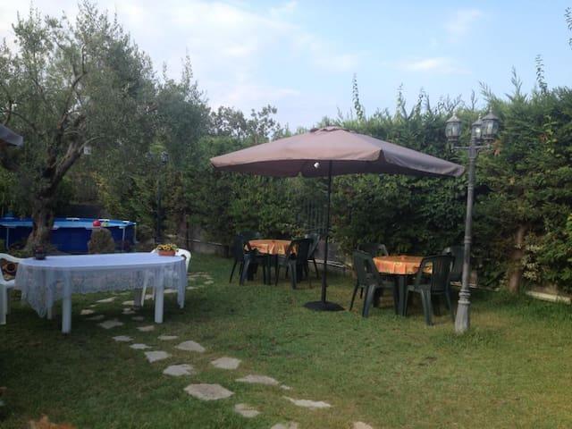 Belvedere camera matrimoniale con giardino e wifi - San Pietro Clarenza - อพาร์ทเมนท์