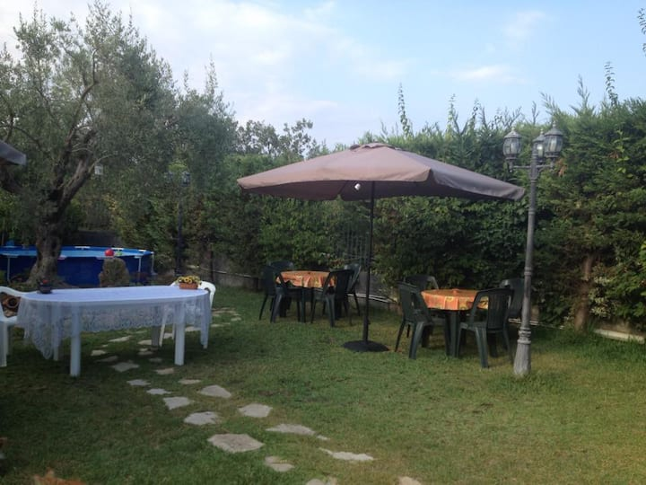 Belvedere camera matrimoniale con giardino e wifi