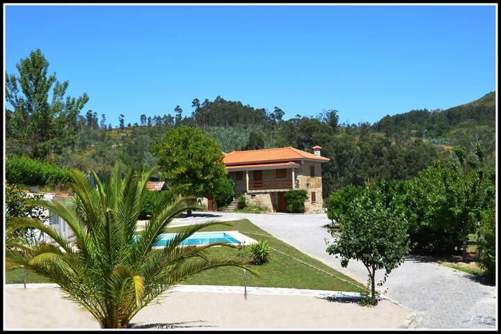 Casa Rural com piscina