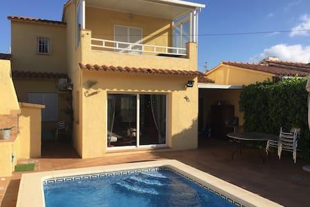 Villa 110 m2 avec piscine privée - レスカラ(L'Escala)