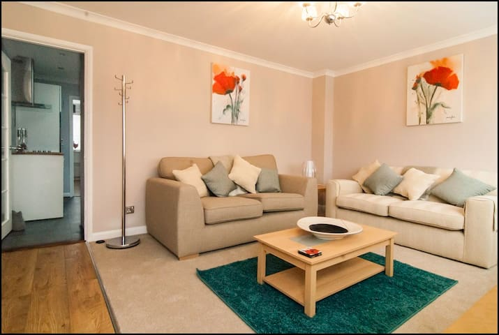 Luxury 1 bed apartment in the heart of Sheringham - Sheringham - Appartement