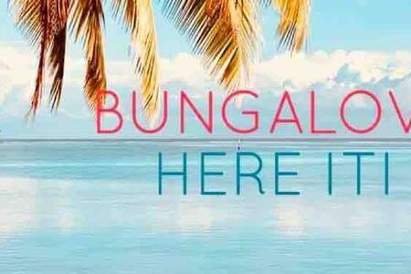Bungalow Here Iti, Maharepa, côté mer, accès lagon