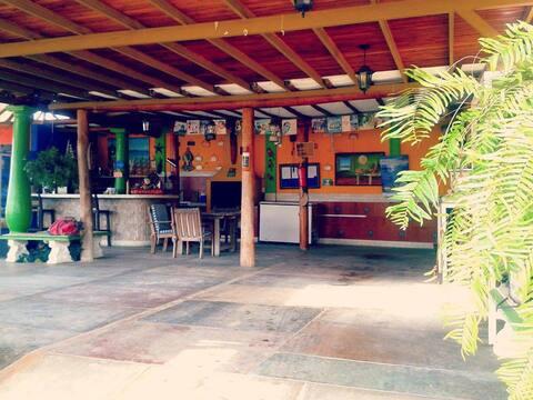 Casa playa Caracola, Casas Vacacionales La Gaviota