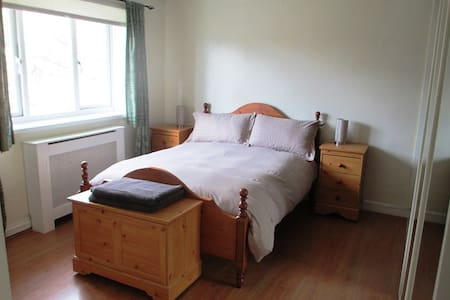 Comfortable Double Room near to Marsden Beach - South Shields - Rumah