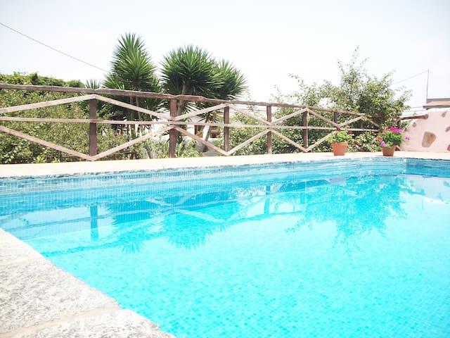 Villa vacacional  para 4 personas - Icod dels Vins - Casa