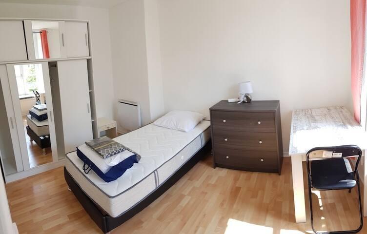 Thionville Centre - Chambres Colocation