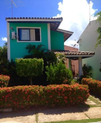Casa em Barra de Jacuipe - Barra de Jacuipe  - Casa