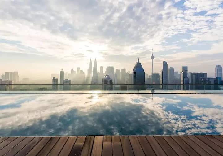 2Bedroom Infinity Pool @Regalia KL